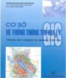 Ebook Cơ sở hệ thống thông tin địa lý (GIS) trong quy hoạch và quản lý đô thị: Phần 2 - PTS. Phạm Trọng Mạnh (chủ biên)