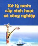 Bài giảng: Xử lý nước cấp - Nguyễn Lan Phương