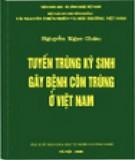 Ebook Tuyến trùng ký sinh gây bệnh côn trùng ở Việt Nam: Phần 1 - Nguyễn Ngọc Châu
