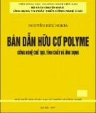 Ebook Bán dẫn hữu cơ polyme công nghệ chế tạo, tính chất và ứng dụng: Phần 1 - Nguyễn Đức Nghĩa