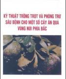 Ebook Kỹ thuật trồng trọt và phòng trừ sâu bệnh cho một số cây ăn quả vùng núi phía Bắc: Phần 2 - NXB Nông nghiệp