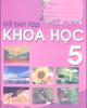 Ebook Vở bài tập Khoa học lớp 5: Phần 2 - NXB Giáo dục Việt Nam