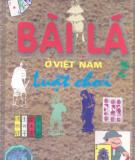 Ebook Bài lá ở Việt Nam Luật chơi: Phần 1 - Trần Gia Anh
