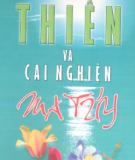 Ebook Thiền và cai nghiện ma túy: Phần 1 - Nguyễn Bá Hoàn