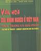 Ebook Văn hóa của nhóm nghèo ở Việt Nam thực trạng và giải pháp: Phần 2 - TS. Lương Hồng Quang (chủ biên)