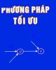 Ebook Phương pháp tối ưu: Phần 2 - TS. Nguyễn Văn Long