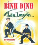 Ebook Bình Định chân truyền: Tập 3 - Võ sư Nguyễn Văn Ngọc