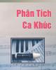 Ebook Phân tích ca khúc: Phần 2 - Đào Ngọc Dung