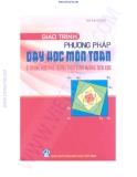 Giáo trình Phương pháp dạy học môn Toán ở THPT theo định hướng tích cực - NXB Giáo dục