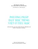 Môđun: Phương pháp dạy học Tiếng Việt ở Tiểu học - Lê Phương Nga, Đặng Kim Nga