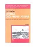 Giáo trình giáo dục quốc phòng an ninh. T.1 : Dùng cho học sinh các trường trung cấp chuyên nghiệp /Nguyễn Đức Hạnh