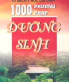 Ebook 1000 phương pháp dưỡng sinh chữa bách bệnh: Phần 1 - Xuân Thiều