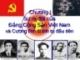 Bài giảng Đường lối Cách mạng của Đảng Cộng sản Việt Nam: Chương I - ThS. Dương Thị Thanh Hậu