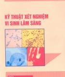 Ebook Kỹ thuật xét nghiệm vi sinh lâm sàng: Phần 1 - TS.BS. Phạm Hùng Vân
