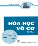 Ebook Hóa học vô cơ (Tập 3) - Hoàng Nhâm
