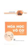 Ebook Hóa học vô cơ (Tập 2) - Hoàng Nhâm
