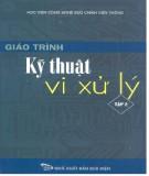 Giáo trình Kỹ thuật vi xử lý (Tập 2) - TS. Hồ Khánh Lâm