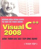 Ebook Hướng dẫn từng bước tự học và thực hành Visual C++ 2008 - KS. Trịnh Quốc Tiến