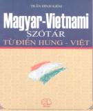 Ebook Từ điển Hung - Việt: Phần 2 - Trần Đình Kiêm