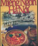 Ebook Miếng ngon Hà Nội: Phần 1 - Vũ Bằng