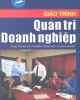 Giáo trình Quản trị doanh nghiệp: Phần 1 - ThS. Nguyễn Văn Ký, Lã Thị Ngọc Diệp