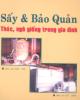 Ebook Sấy và bảo quản thóc, ngô giống trong gia đình: Phần 1 - Cao Văn Hùng, Nguyễn Hữu Dương