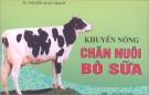 Ebook Khuyến nông chăn nuôi bò sữa: Phần 2 - TS. Nguyễn Xuân Trạch