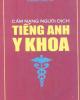 Ebook Cẩm nang người dịch tiếng Anh Y khoa: Phần 1 - NXB Trẻ