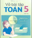 Ebook Vở bài tập Toán lớp 5 (Tập 2): Phần 1 - NXB Giáo dục Việt Nam