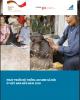 Ebook Phát triển hệ thống an sinh xã hội ở Việt Nam đến năm 2020: Phần 2