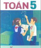 Ebook Sách giáo khoa Toán lớp 5: Phần 2 - NXB Giáo dục Việt Nam
