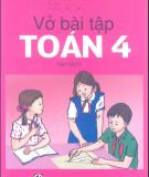 Ebook Vở bài tập Toán lớp 4 (Tập 1): Phần 1 - NXB Giáo dục Việt Nam