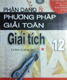 Ebook Phân dạng & Phương pháp giải Giải tích 12: Tập 1 - NXB ĐHQG Hà Nội
