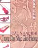 Ebook Các nhạc khí trong dàn nhạc giao hưởng - Trịnh Tuấn