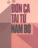 Ebook Đờn ca tài tử Nam Bộ - Lâm Tường Vân