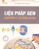 Ebook Liệu pháp gen: Nguyên lý và ứng dụng - TS. Khuất Hữu Thanh