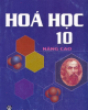 Ebook Hóa học 10 nâng cao - Lê Xuân Trọng