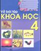Ebook Vở bài tập Khoa học lớp 4: Phần 1 - NXB Giáo dục Việt Nam