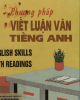 Ebook Phương pháp viết luận văn tiếng Anh - John Langan