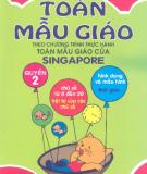 Ebook Toán mẫu giáo: Quyển 2 (Phần 1) - NXB Đà Nẵng