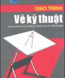 Giáo trình Vẽ kỹ thuật - NXB Hà Nội