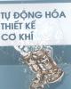 Giáo trình Tự động hóa thiết kế cơ khí - PGS.TS.Trịnh Chất, TS. Trịnh Đồng Tính