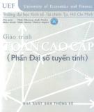Giáo trình Toán cao cấp (Phần Đại số tuyến tính): Phần 2 - ThS. Hoàng Anh Tuấn