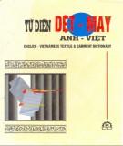 Ebook Từ điển Dệt - may Anh - Việt: Phần 2 - NXB Khoa học kỹ thuật