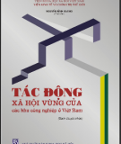 Ebook Tác động xã hội vùng của các khu công nghiệp ở Việt Nam: Phần 1 - NXB Khoa học xã hội