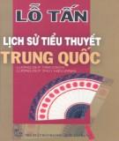 Ebook Lịch sử tiểu thuyết Trung Quốc: Phần 1 - Lỗ Tấn
