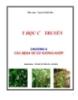 Y học cổ truyền - Chương 8: Các bệnh về cơ xương khớp - Nguyễn Khắc Thái Bảo
