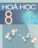 Ebook Hóa học 8: Phần 1 - Lê Xuân Trọng (tổng chủ biên)