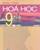 Ebook Bài tập Hóa học 9: Phần 1 - Lê Xuân Trọng (chủ biên)