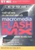 Ebook Bài tập thực hành thiết kế Web và làm hoạt hình với Macromdia Flash Mx nhanh và hiệu quả - KS. Phùng Thị Nguyệt, Phạm Quang Duy